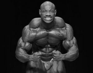 treenisuunnitelma lihasmassaan